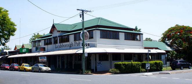If you are in the Landsborough area, you can always get a great cheap meal at the Landsborough Hotel