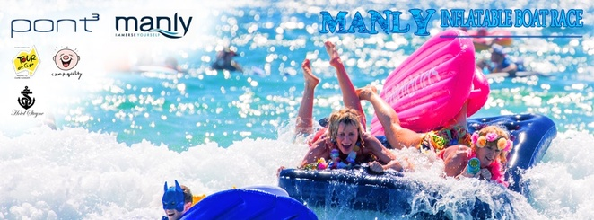 Manly,boat,race
