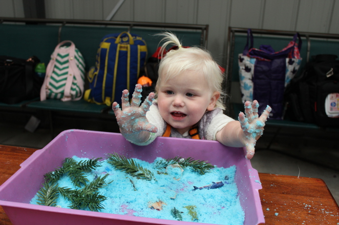 messy shed, play, indoors, tyabb,