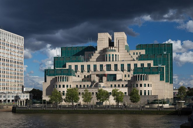 MI6 building, england, architecture, crooked house, crazy house, vietnam, bad architecture, seattle music experience, seattle, italy, thailand,