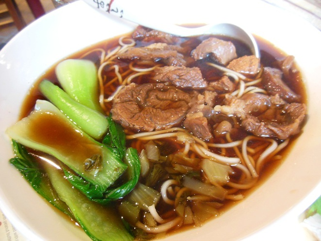 new shanghai emporium braised beef in noodle soup