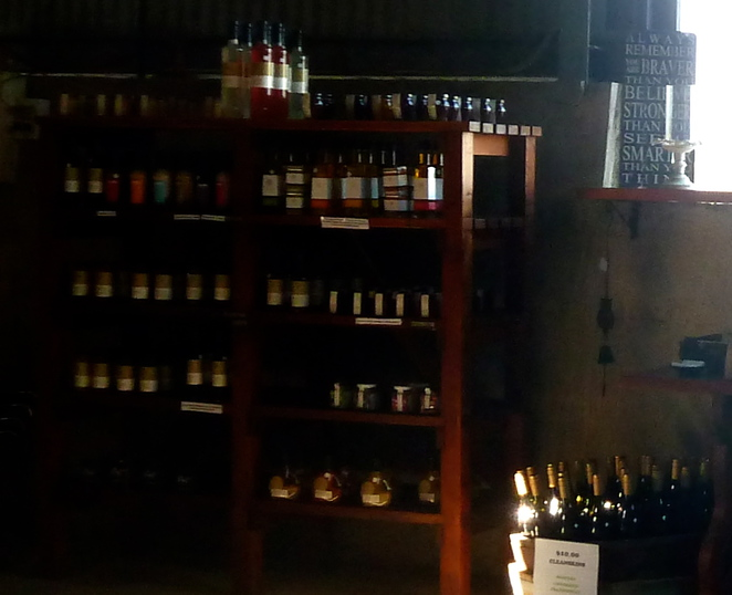 produce, yarra valley, winery, wines, sample,
