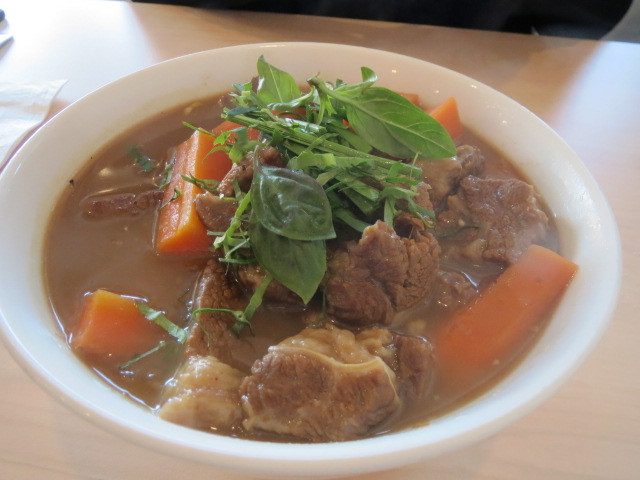 Q Viet, Hu Tieu Bo Who (Five Spice Beef Stew), Adelaide