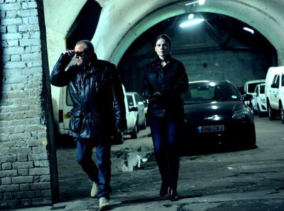 Ray Winstone, Hayley Atwell, The Sweeney movie