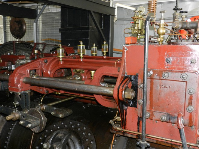 Robey, engine, paddlesteamer, fotherby