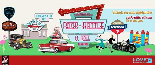 rock rattle & roll festival, vintage collective markets, telethon events 2017, things to do in october, inflate a bar, music festivals 2017, wanneroo show ground events