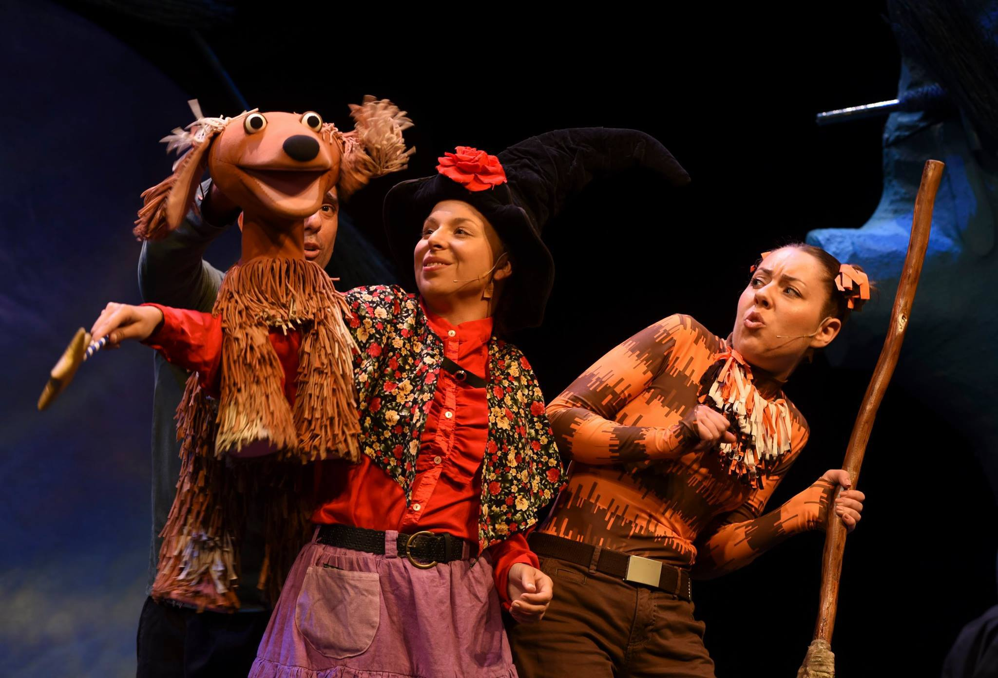 Room On The Broom Arts Centre Melbourne