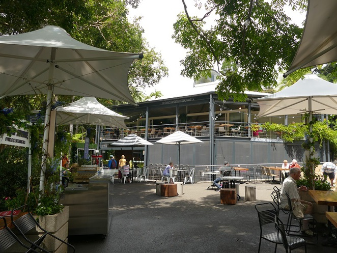 Royal Botanic Gardens Restaurant