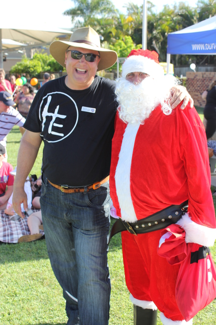 Santa, Trevor Ruthenberg MP