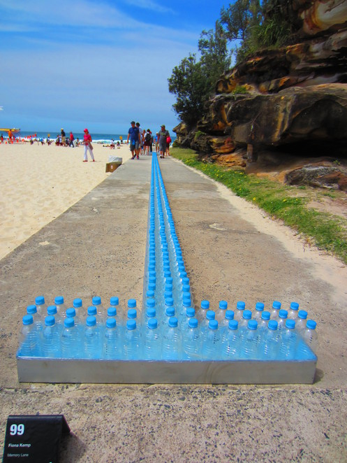 Sculpture by the Sea 2016 Memory Lane Fiona Camp