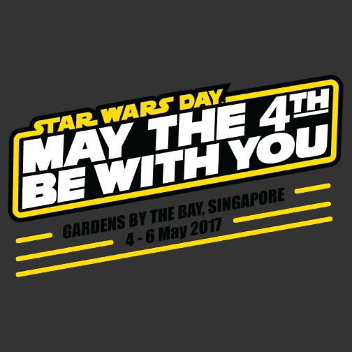 Star wars, 40th anniversary of Star wars, Super tree groove, Lightsabers, TreeSabers, Gardens by the Bay, May the 4th is with you, Star wars birthday, Kylo ren Singapore, Silent Disco Star wars
