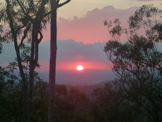 Sunset Mt Gravatt