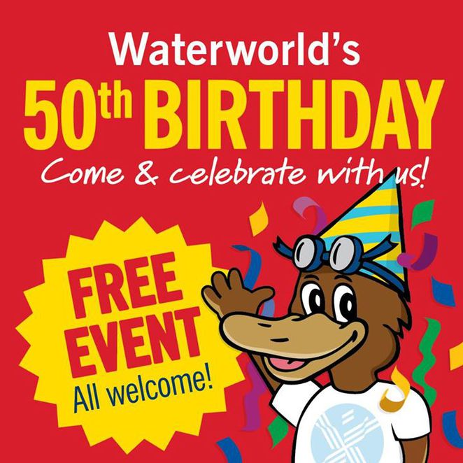 Waterworld Norlane 50th Birthday
