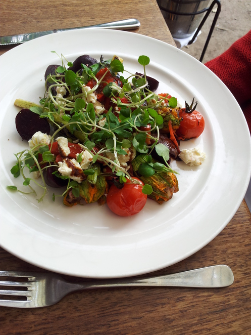 the boat shed,the boatshed,waterfront dining,vegetarian food
