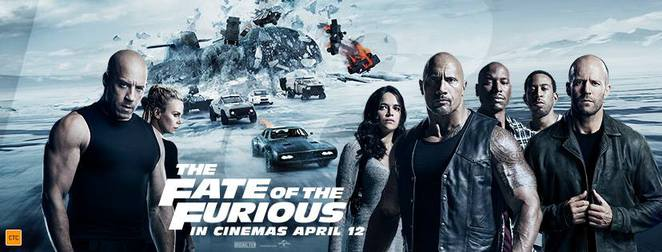The Fate of the Furious, Fast & The Furious, Vin Diesel, Dwayne Johnson, Charlize Theron, Helen Mirren, Ludacris, Tyrese Gibson, cars