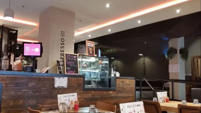 The Groove Train, restaurant, darwin, The Quarter Casuarina Square Shopping Centre