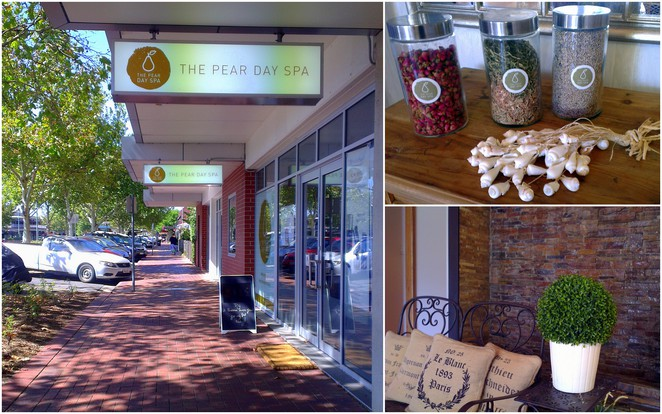 The Pear Day Spa, Day Spa in Adelaide, Pevonia Botanica