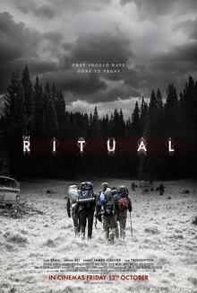 The Ritual, horror, UK horror, horror movie, monster movie, movies set in Sweden, European horror