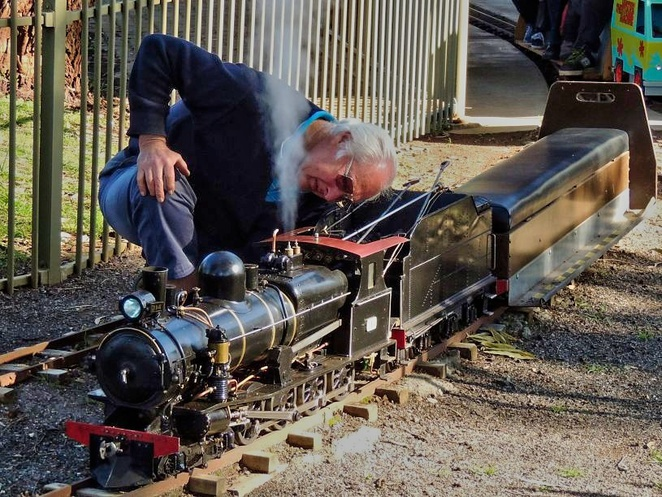 things to do, june long weekend, june, in adelaide, south australia, activities for kids, what's on, free, new, model steam engine