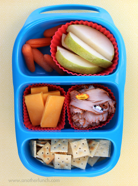 Toddler bento box