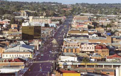 Toowoomba, Queensland, Garden City