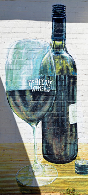 Victoria Melbourne Heathcote Queens Birthday Long Weekend Food Wine Vintage Vintages Travel Get Out Of Town Escape The City