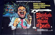 vincent price, bloodbath at the house of death, film, movie