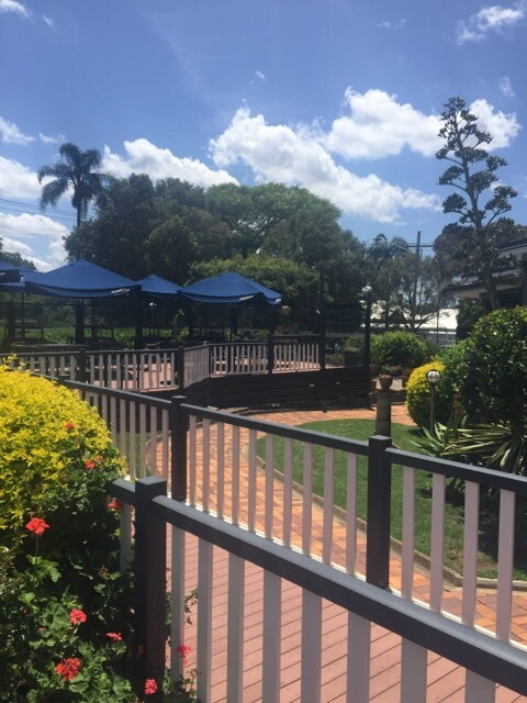 wheelchair access, garden, disabled access, toowoomba cafes, disability friendly, urban grounds cafe, herries st toowoomba, toowoomba coffee, lavazza coffee, urban grounds toowoomba