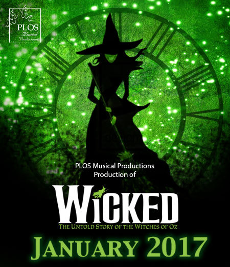 Wicked by PLOS Musical Productions