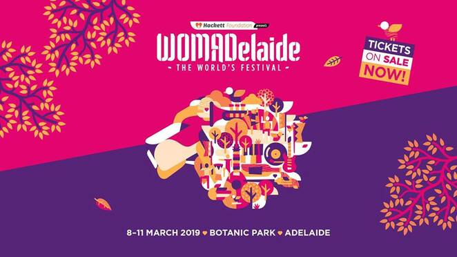 womadelaide, march, 2019