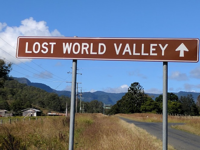 Lost World Valley