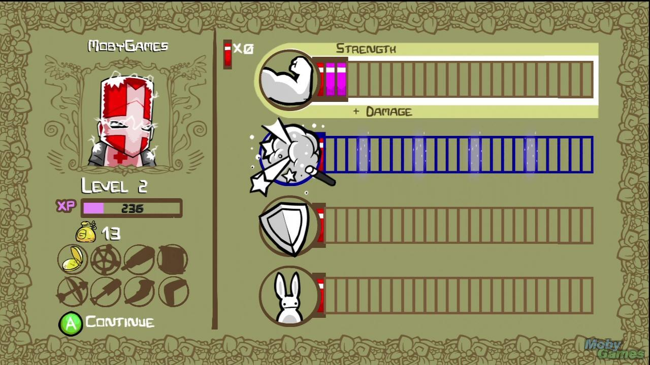 how to get all of the characters in castle crashers