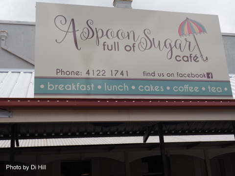 A Spoon Full of Sugar Cafe, Maryborough, Mary Poppins