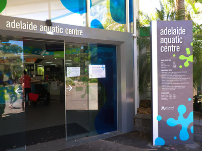 adelaide aquatic centre
