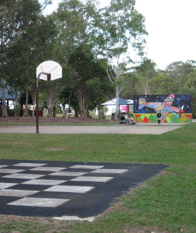 Warriors Path State Park Basketball Court: Great Barbecue Locations Around Brisbane
