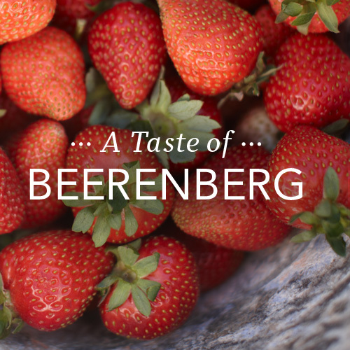 beerenberg farm, a taste of beerenberg, strawberries, local produce, paech