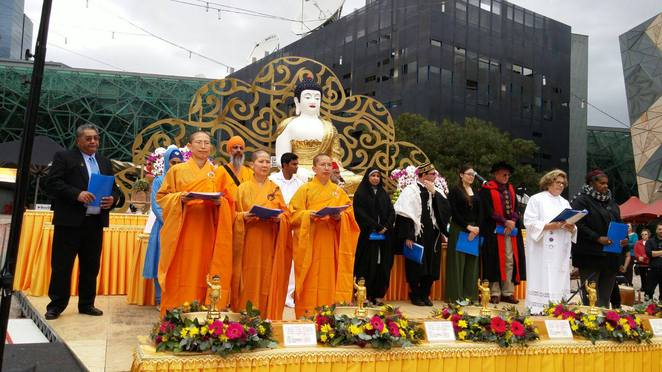 Buddha's Day & Multicultural Festival