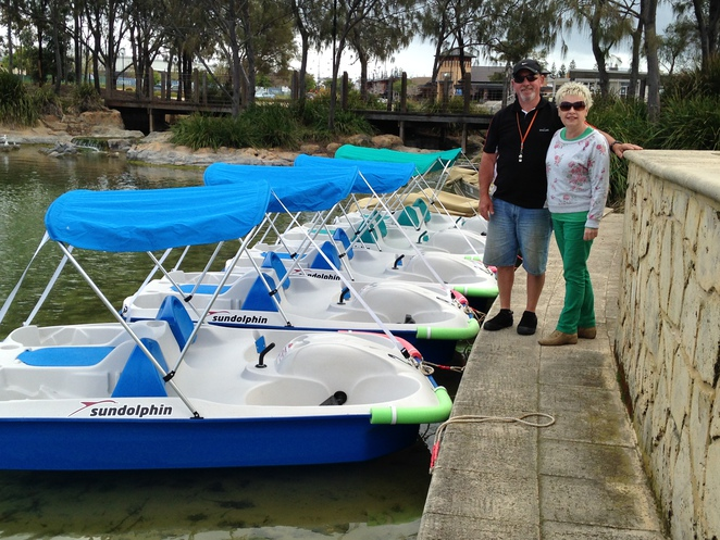 butler pedal boat co, things to do in the northern suburbs, boats for hire, pedal boat hire, cheap things to do in perth