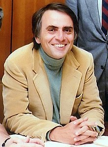 carl sagan, Nasa, authors born in November, cosmos