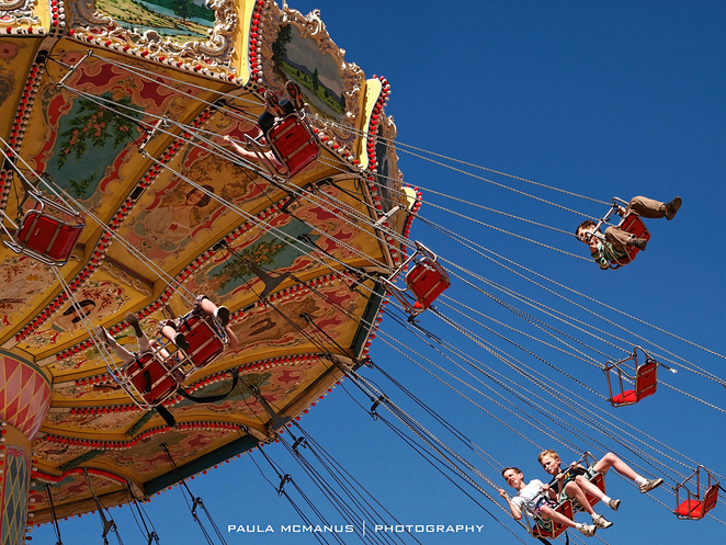 Chair Ride, Royal Adelaide Show