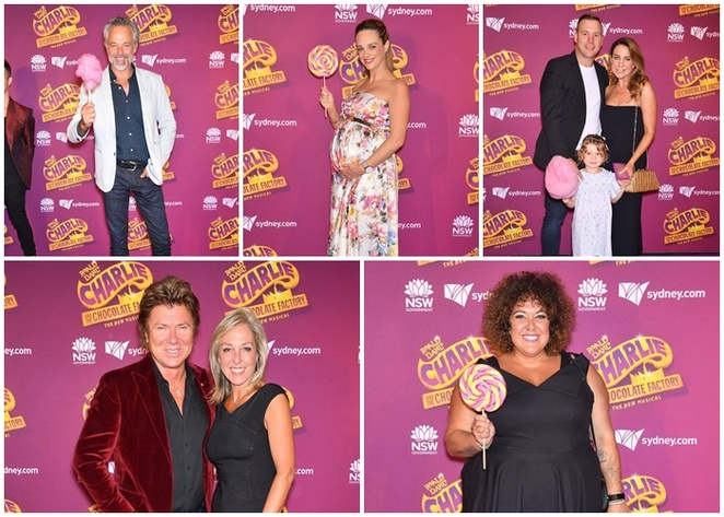 charlie and the chocolate factory, sydney, capitol theatre, school holidays, whats on, weekend, matineee, nightlife, shows, january, may, 2019, theatre, musicals, kids, chidlren, family friendly, NSW, sydney city, actors, charlie bucket, opening night, celebrities,