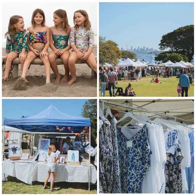 christmas shopping, ethical markets, where to shop this christmas in sydney
