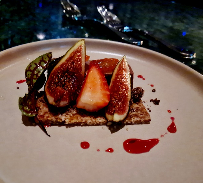 Dessert, dinner, fine dining, views, romantic, hotel, special occasion, Newcastle