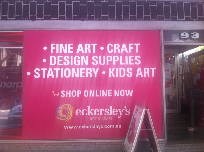 Eckersley's art and craft