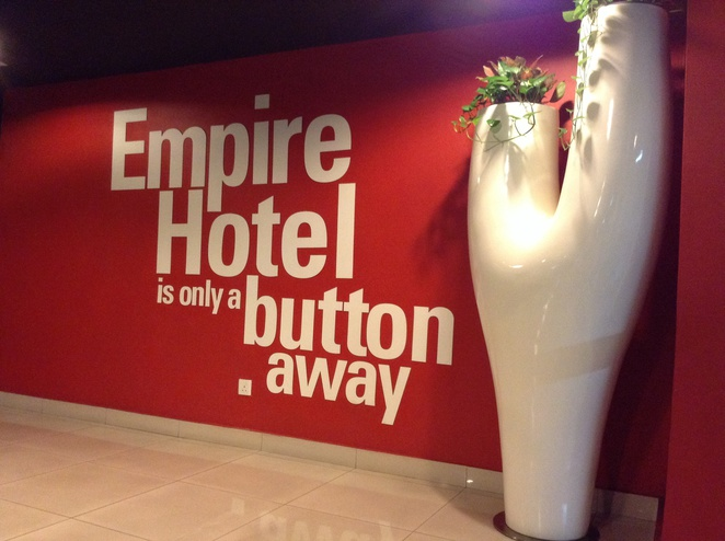 empire hotel subang basement parking
