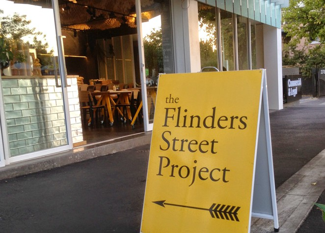 Top 7 breakfasts in Flinders Street, Blefari Cafe, Brunch, Double Barrel Espresso Bar, Mylk Bar, Luigi's Delicatessen, Flinders Street Project, Xpress-o Cafe, Decant Restaurant