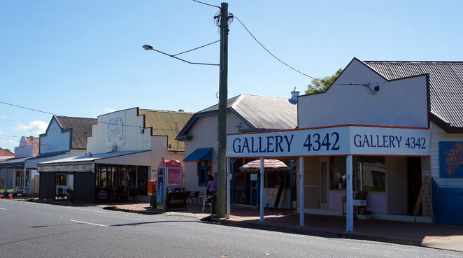 Forest Hill is a quaint little town in the Lockyer Valley