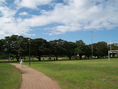 Free things to do in Sydney this weekend - Lyne Park