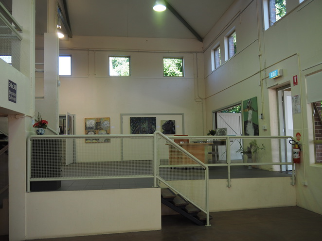 gallery, Cooroy Arts Centre,