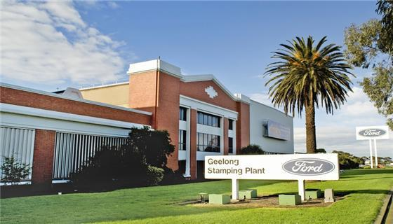 Ford Engine plant, Norlane, Geelong